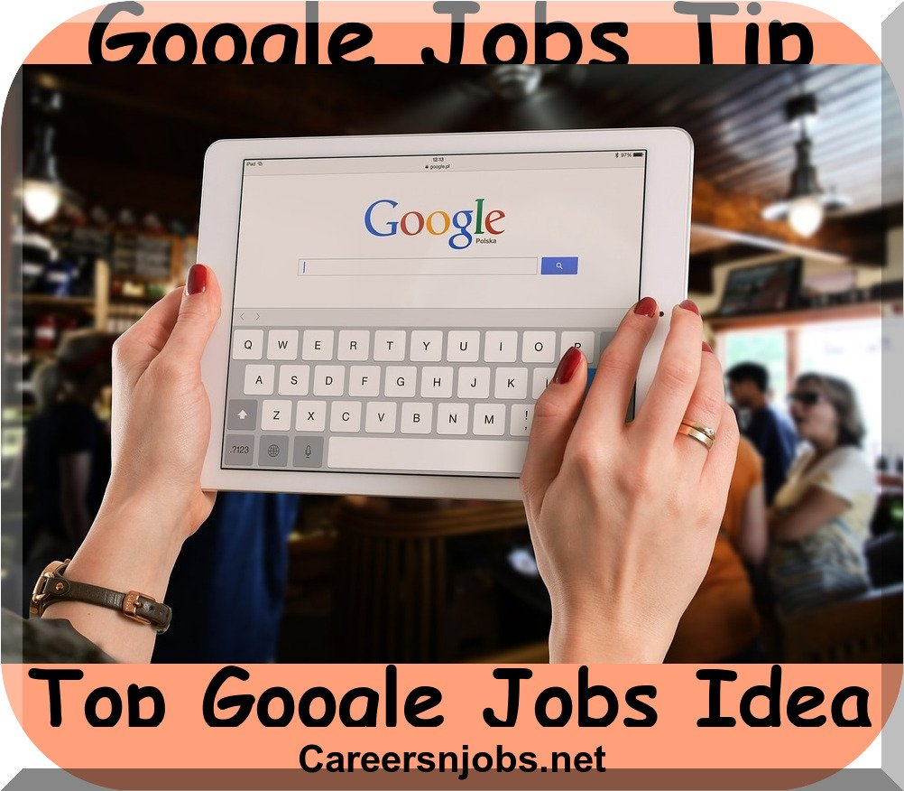Researching Finding Google HR Jobs